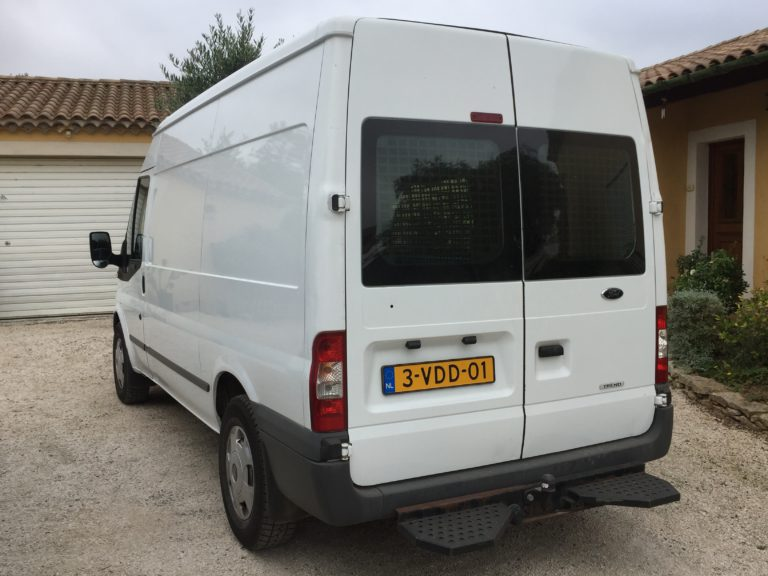 witte ford transit