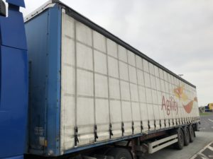 flatbed trailer for rent
