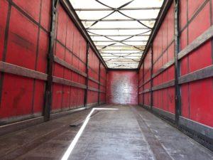 rent curtain trailer