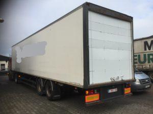 white box trailer for rent