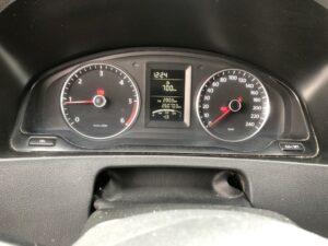 Volkswagen Transporter T5 dashboard