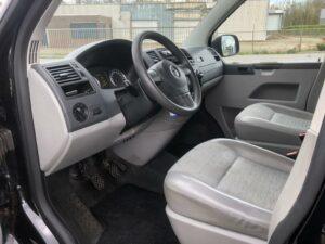 Volkswagen Transporter T5 interieur