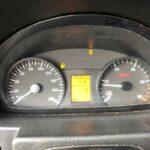 Mercedes Sprinter km stand