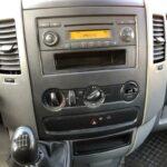Mercedes Sprinter dashboard
