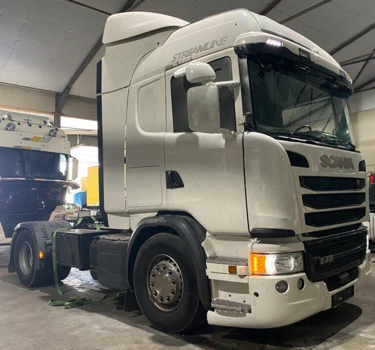 Scania wit